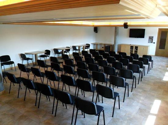 Hotel Al Larice: sala congressi