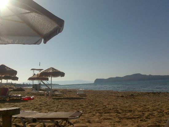Alkion Hotel: Stalos Beach