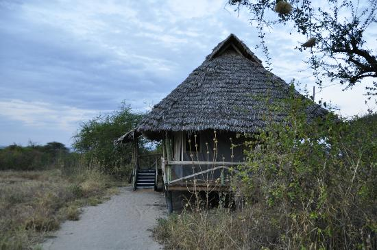 Lake Burunge Tented Camp: the tent