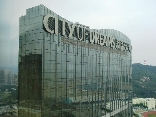 Grand Hyatt Macau: City of Dreams at daytime