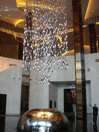 Grand Hyatt Macau: Hotel Lobby 2