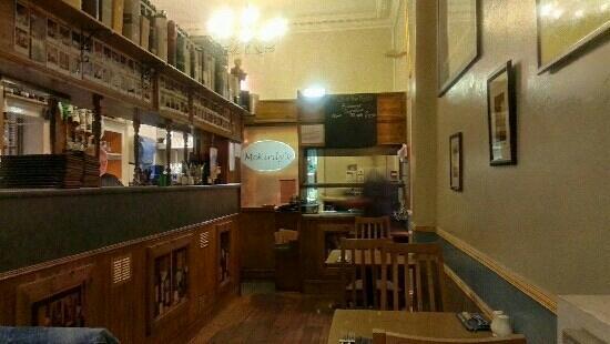 The McKirdy's Steakhouse: indoor