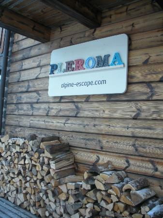 Alpine Escape : Pleroma Chalet
