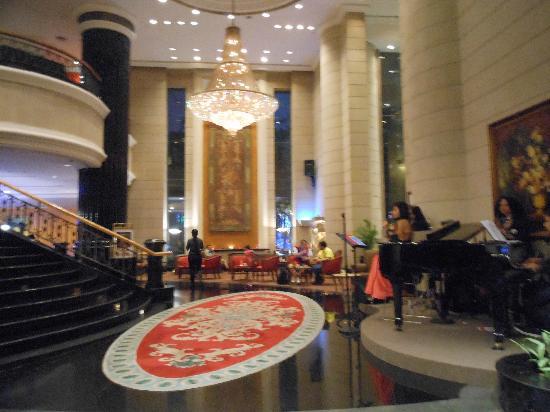 Renaissance Kuala Lumpur Hotel Lounge