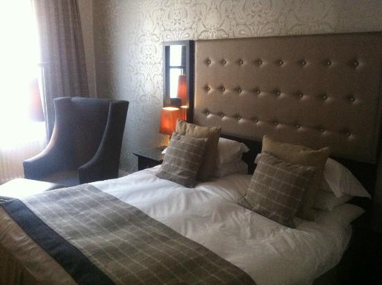 Malmaison: Comfy bed