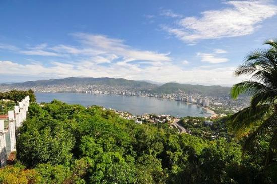 Acapulco Diana: Bahía