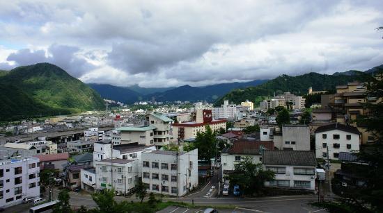 Yuzawa Toei Hotel: 部屋からの景色