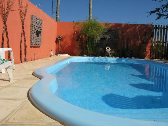 Cabanas El Molino: linda piscina