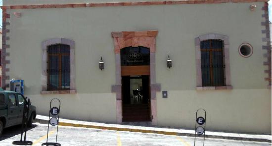 Hotel Real del Patrocinio: ¡Bienvenidos!
