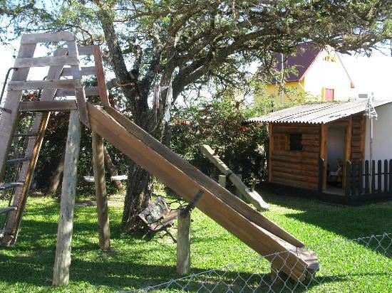 Cabanas El Molino: Sector niños