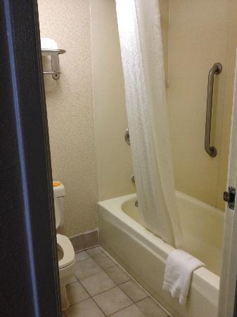 La Quinta Inn Columbia SE / Fort Jackson: bathroom