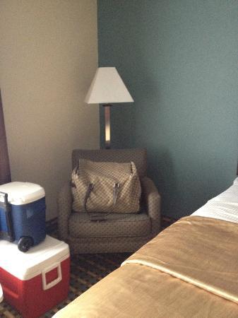 La Quinta Inn Columbia SE / Fort Jackson: sitting area