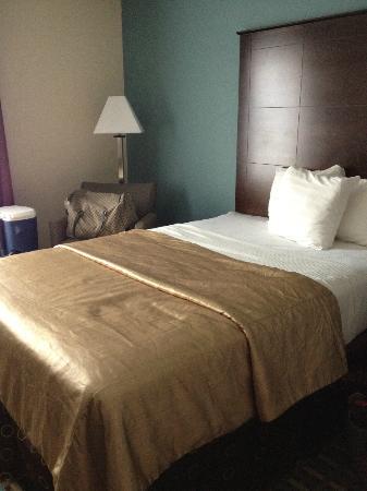 La Quinta Inn Columbia SE / Fort Jackson: comfortable bed