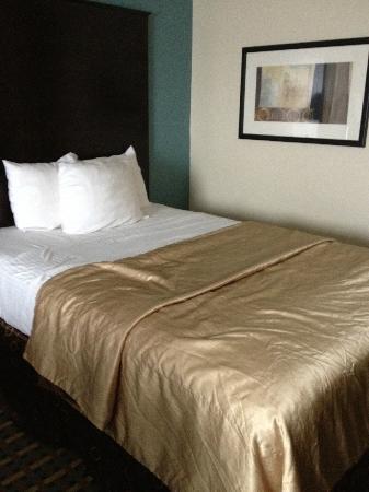 La Quinta Inn Columbia SE / Fort Jackson: second bed