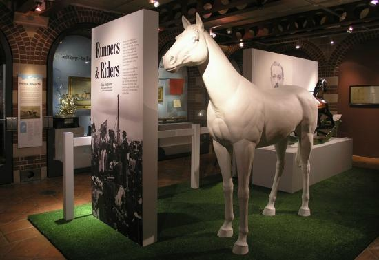 The Harley Gallery: Runners and Riders exhibition