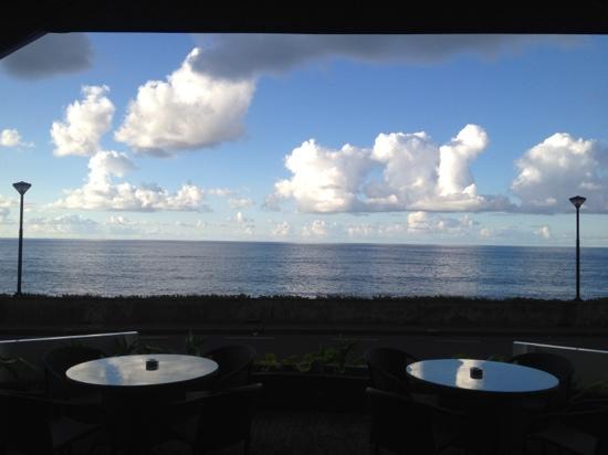 Estalagem Praia Mar: vista da esplanada