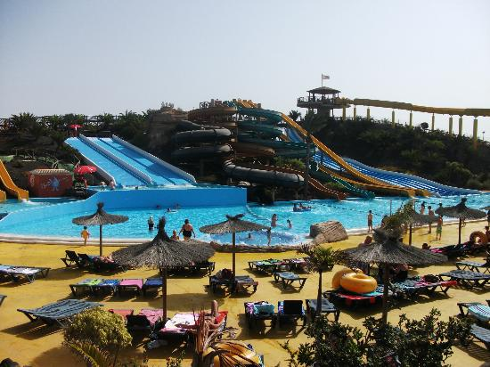 Caleta De Fuste Hotel Broncemar Beach