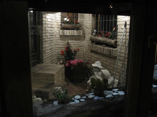 Casa Rural El Capricho del Valle: desde la ventana