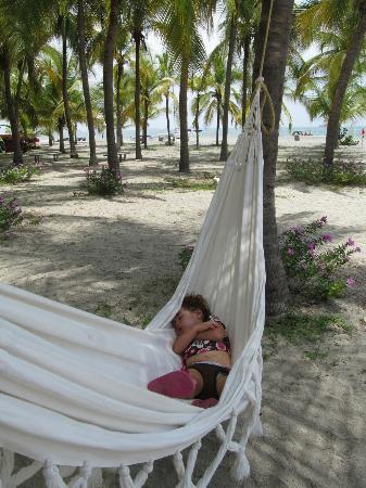 Irotama Resort: Area de descanso