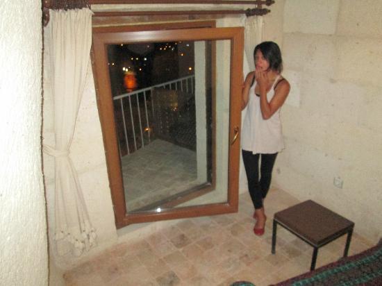 Arif Cave Hotel: Panoramic Cave Room