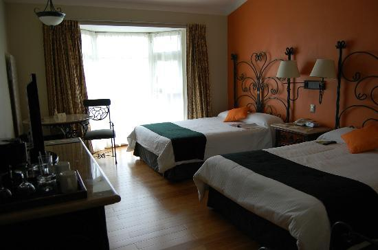 Hotel Villa Mercedes: camera standard
