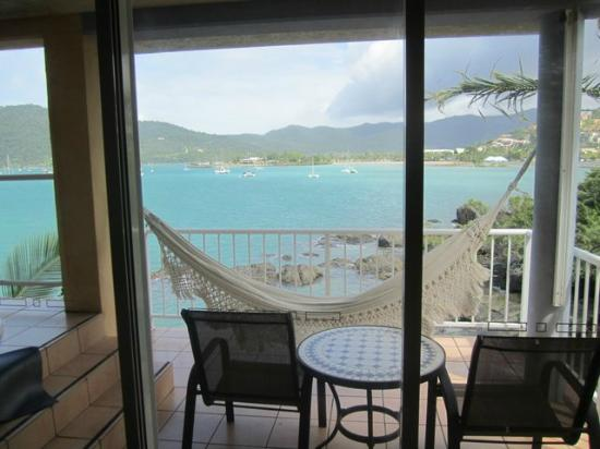 Coral Sea Resort: le hamac est fourni