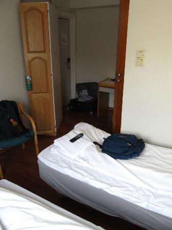 City Hotell: Room