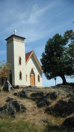 Grosse Ile: Église anglicane