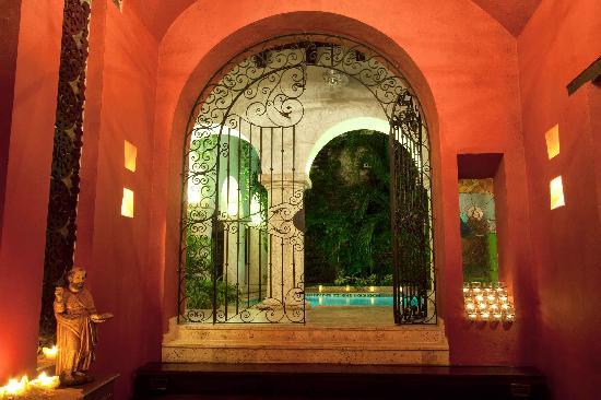 San Pedro Hotel Spa: Entrada del hotel
