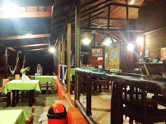 Hotel Canto de Ballenas : Comedor del hotel