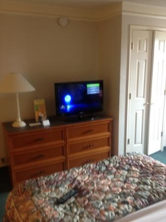 La Quinta Inn Norfolk Virginia Beach : 8/18/12
