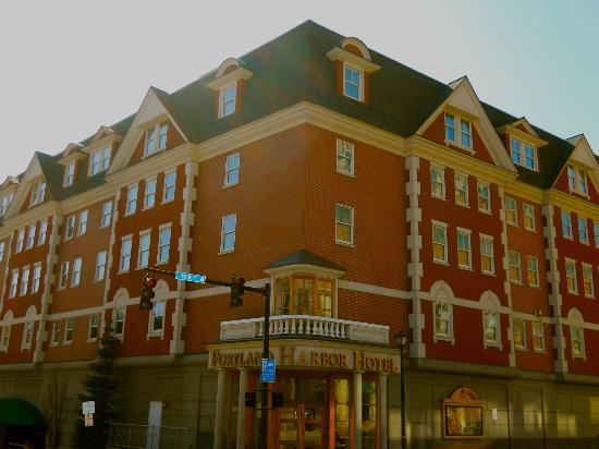 Portland Harbor Hotel: Perfect Portland Experience