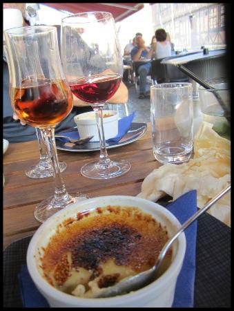 La Roche Vin & Tapas : Smaklöksmassage på La Roche
