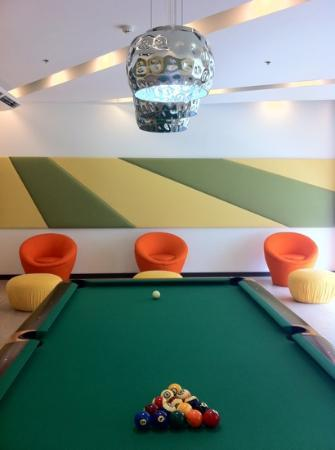 The Exchange Regency Residence Hotel: play area