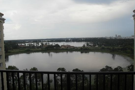 Lake Eve Resort: View of Lake from Room