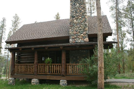 Devil's Thumb Ranch Resort & Spa: Our Cabin