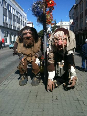 Iceland Travel: Trolls
