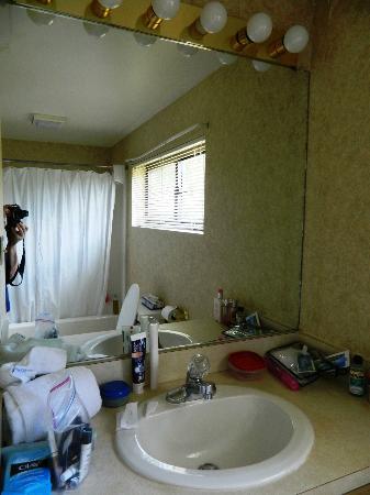 Villas at Tree Tops and Fairway: Upstairs Bathroom Fairway #3525