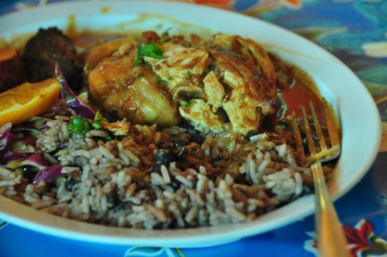 the cha cha chicken picture of cha cha chicken santa monica