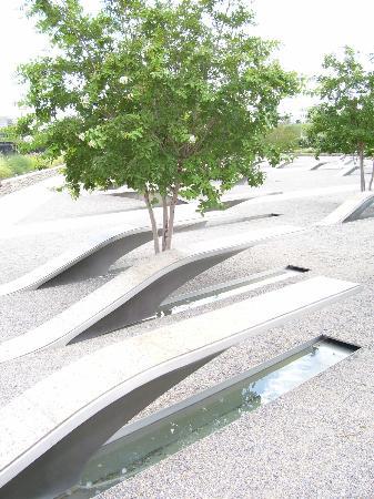 Pentagon Memorial: Reflect