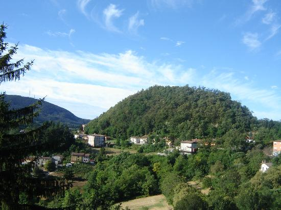Hotel Alla Posta: View from room