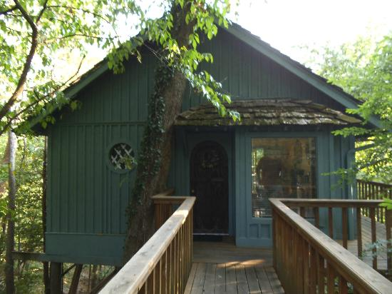 Treehouse Cottages: Hidden Oaks