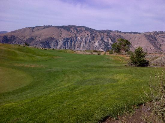 Desert Canyon Golf Resort: perfect fairways