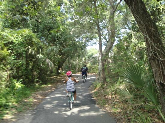 Great, flat bike trails - Picture of Kiawah Island Golf Resort ... on sea pines bike path map, rapid city bike path map, hilton head bike path map, hilton head island bicycle trail map, sea pines bike trail map, florida bike path map, buffalo bike path map, dillon bike path map, san francisco bike path map, lancaster bike path map, charleston neighborhood map, massachusetts bike path map, las vegas bike path map, fripp island bike path map, johnston bike path map, atlanta bike path map, hilton head island plantations map, martha's vineyard bike path map, georgia bike trails map, sanibel island map,