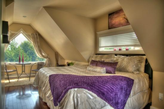 Shawnigan Suite: The Loft Room
