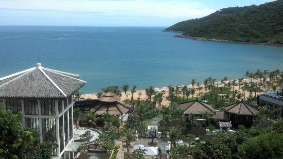 InterContinental Danang Sun Peninsula Resort: Another Nam Tram ride