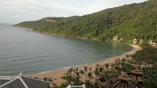 InterContinental Danang Sun Peninsula Resort: Good morning view