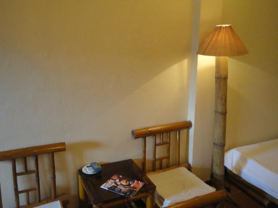 Bamboo Hotel: ROOM
