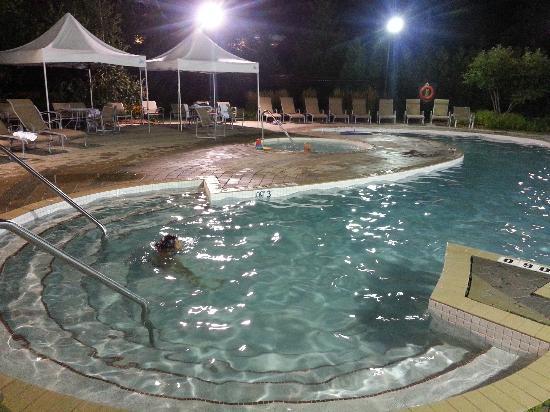 Westin Trillium House Blue Mountain: All season outdoor pool.