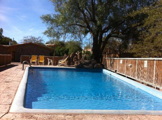 La Casa de Don Tomas: Pool is small but a little oasis